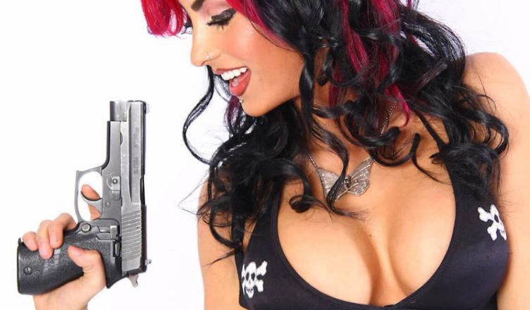 chicks with guns